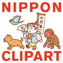 NIPPON CLIPART
