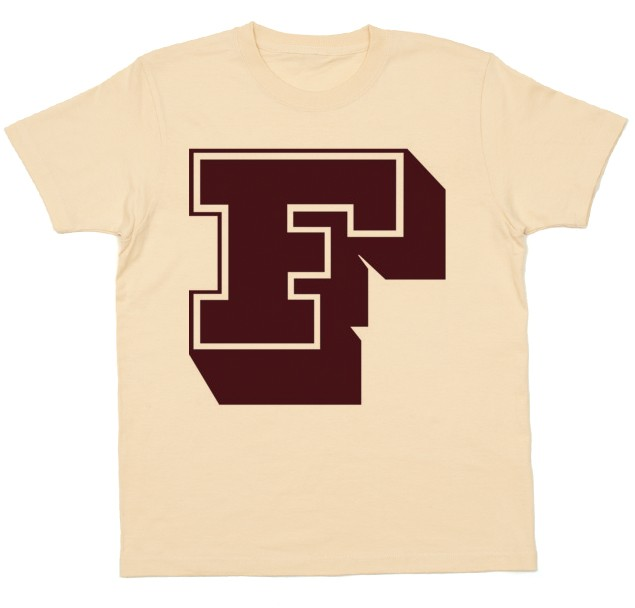 The Big Fxxk Logo (Brown)