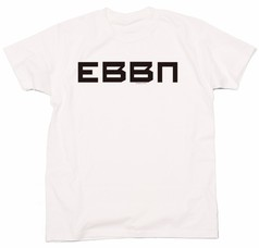 EBBN LOGO-T 白