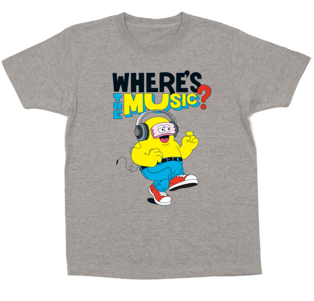 WHERE'S THE MUSIC ?