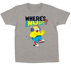 WHERE'S THE MUSIC ? :