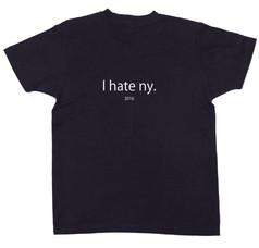 I hate ny.