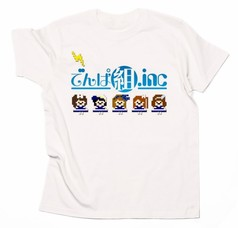 でんぱ組.incドットTシャツ