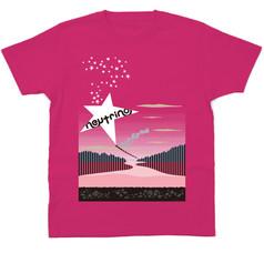 ニュートリノ・イギリス海岸・フラミンゴピンク