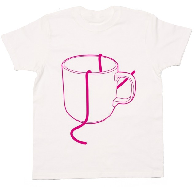 cup and line M
